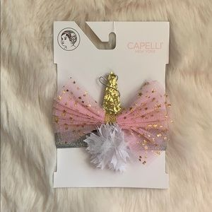 Capelli New York girls hair bands